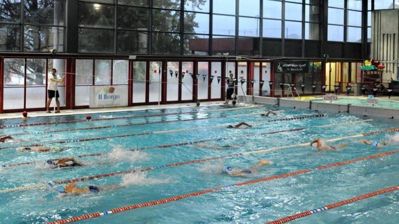 I dipendenti della piscina temono licenziamenti la nuova for Piscina comunale asti