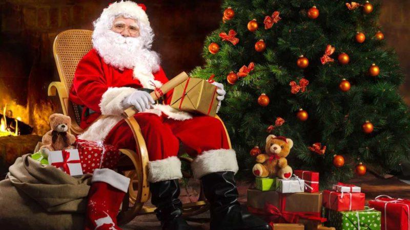 La Storia Babbo Natale.Babbo Natale Un Lungo Cammino Attraverso Storie E Leggende