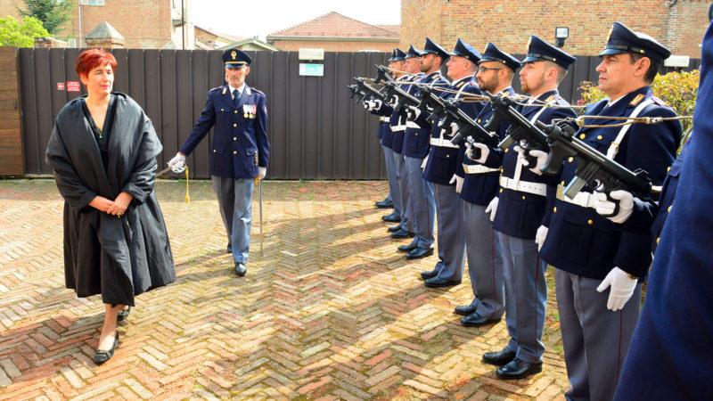 5dd166e9419c La festa della polizia ad Asti con l attenzione rivolta ai giovani e ...