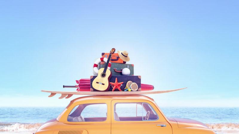 Viaggiare in estate
