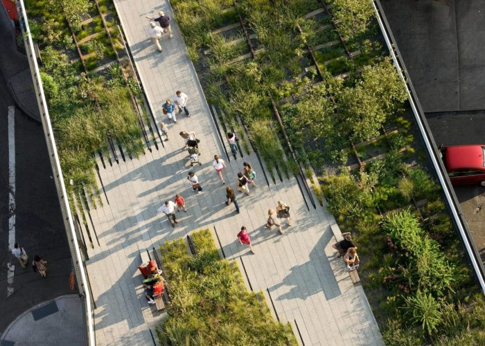 High Line di New York