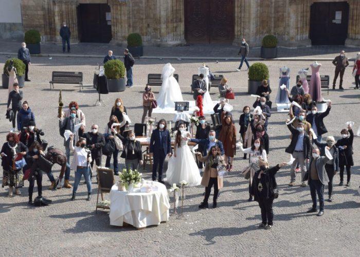 protesta wedding