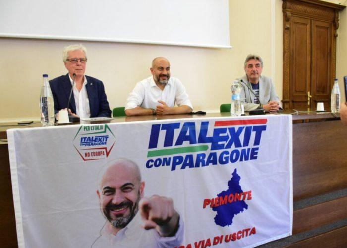 ItalExit Paragone ad Asti