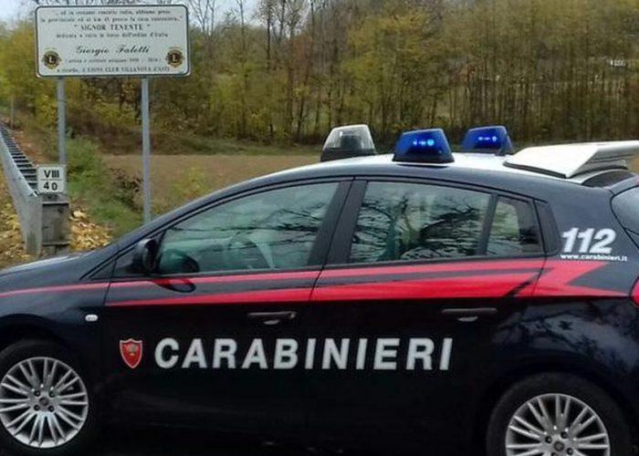 carabinieri di villanova d'asti