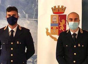 25 FOTO - Comunicato stampa Squadra Mobile + UPGSP avvicendamento funzionari Questura di Asti