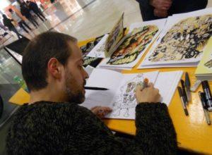A FuoriLuogo la mostra di Sergio Ponchione