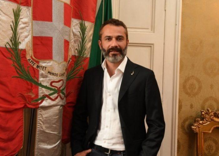 Andrea Giaccone, candidato per il centrodestra