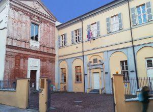 La sede dell'Atc di Asti