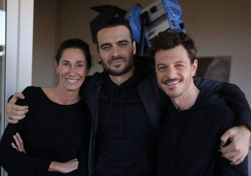 Roberta Bellesini Giulio Berruti e Andrea Bosca