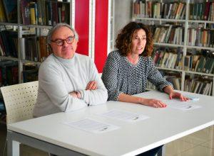 Roberta Bellesini e Renato Damiano