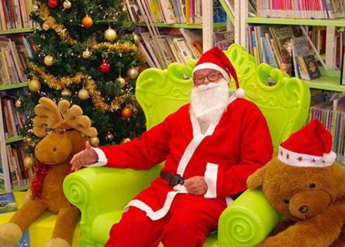 Biblioteca Astense Babbo Natale
