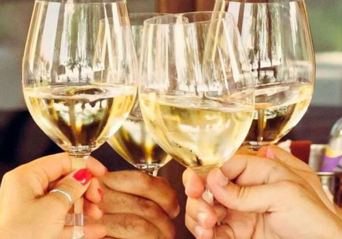 Brindisi vini bianchi