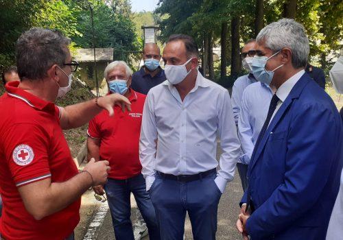 Cirio in visita ad Annone