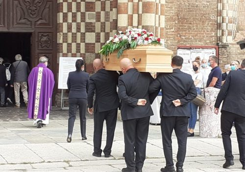 Castrignanò Giuseppe funerale