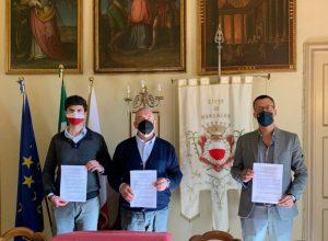 Christian Orecchia, Maurizio Oddone, Andrea Giroldo