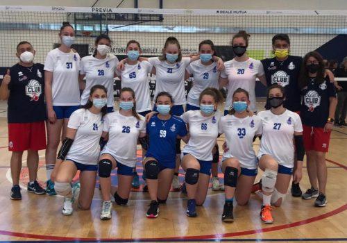 Club76 PlayAsti Brumar Fenera U15 campione