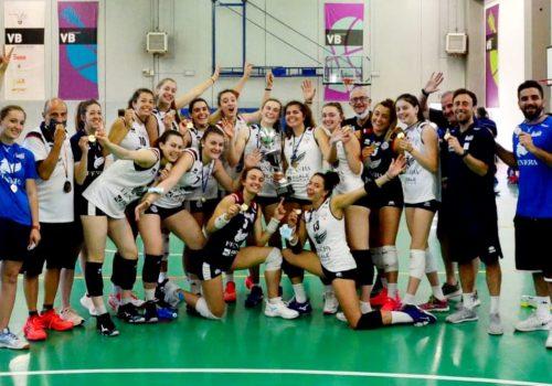 Club76 PlayAsti Brumar Fenera U19 campione provinciale