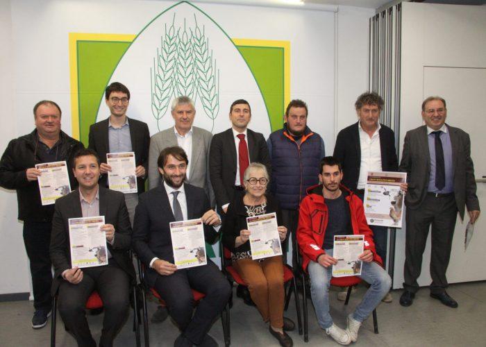 Conferenza stampa alla Coldiretti