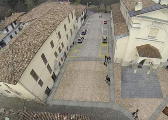 Come sarà piazzale San Leonardo
