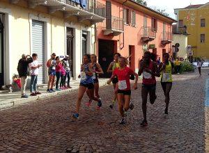 Corsa a Canelli-Arrivo femminile contestato