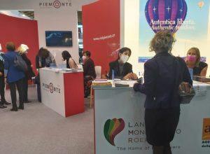 Desk LMR al TTG di Rimini 2021