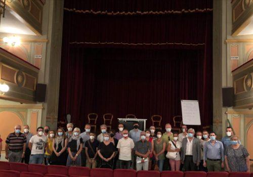 Distretto del Commercio del Cuore del Monferrato. Incontro progettuale con i sindaci del 16.07 (1)