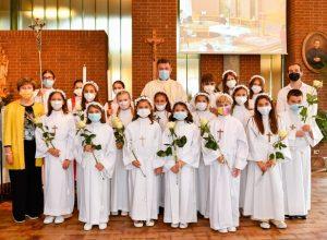 Don Bosco prima comunione 1
