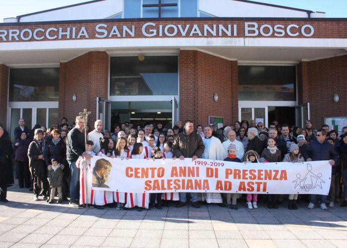 Centenario salesiani ad Asti