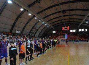 Finale scudetto, Orange Futsal sconfitta in gara 1