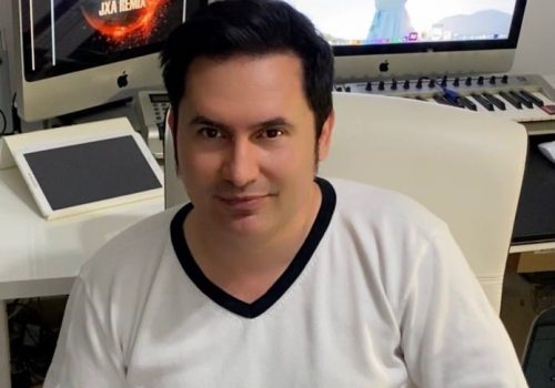 Gianfranco Avallone, alias dj JXA
