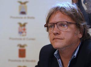 Gianluca Forno, sindaco di Baldichieri