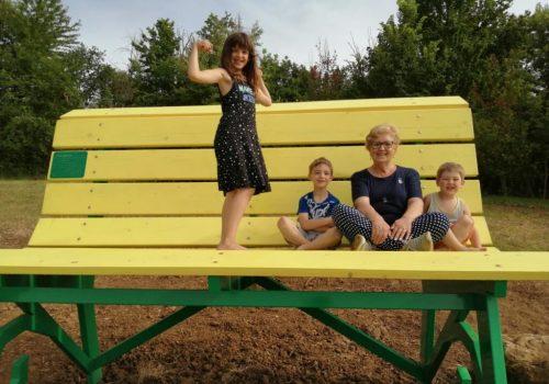 pancapriglio big bench capriglio