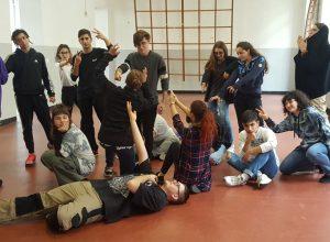 Liceo artistico corso Teatro