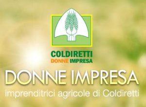 Logo donne impresa coldiretti