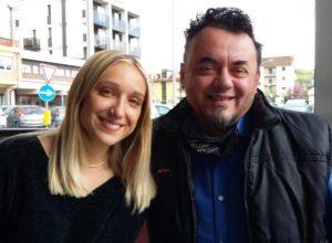Lorenza Truffa e Agostino Poggio