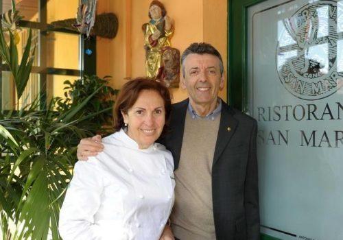 Mariuccia e Piercarlo Ferrero