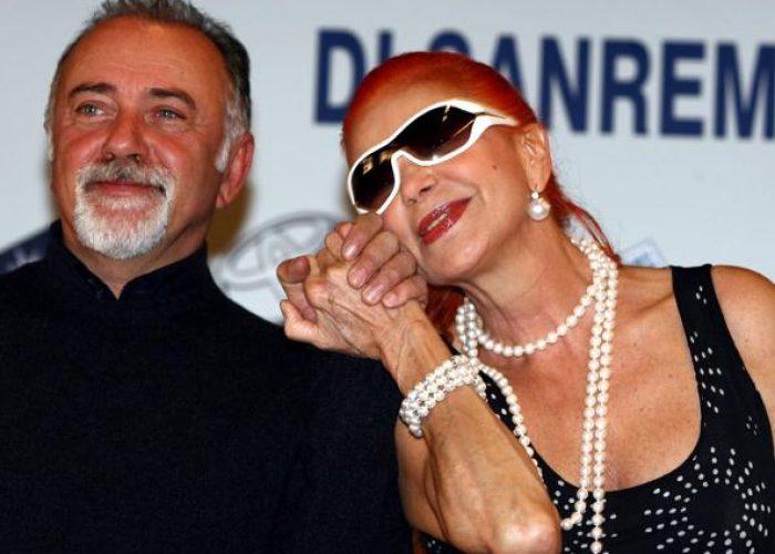 Milva e Giorgio Faletti