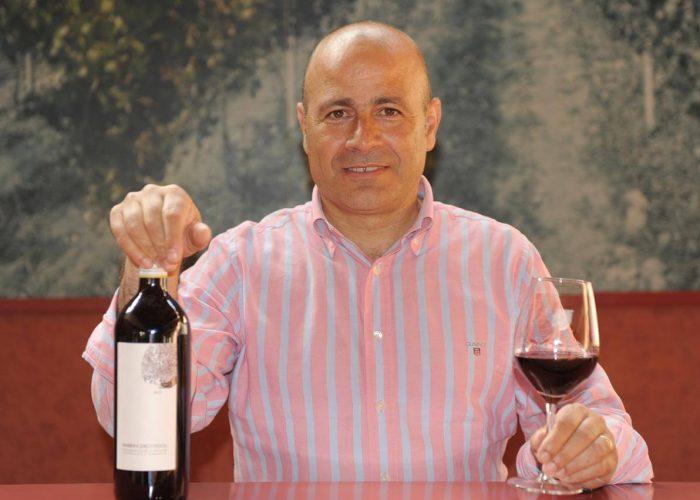 Filippo Mobrici, presidente del Consorzio Barbera d'Asti