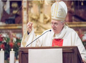 Monsignor Cesare Nosiglia