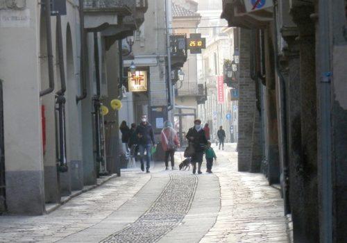 Il centro storico di Nizza