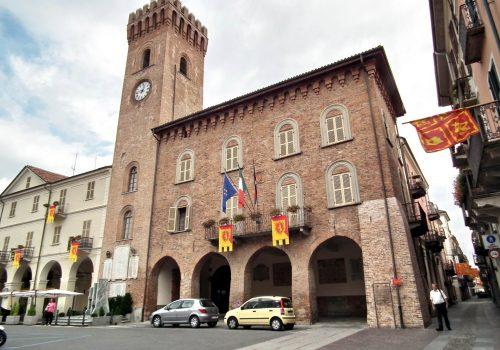 Nizza Monferrato, il municipio