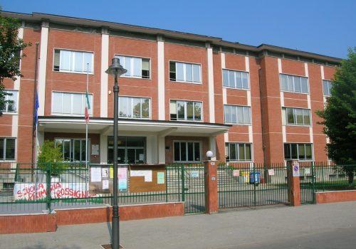 La scuola Rossignoli di Nizza