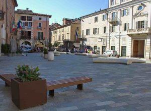 Nizza Monferrato la città dove ha sede l'azienda Figli di Pinin Pero