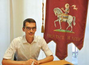 Il sindaco di Valfenera Paolo Lanfranco