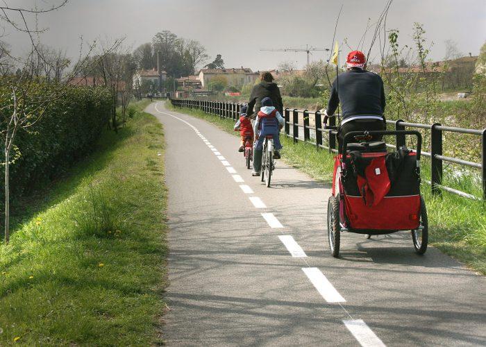 Una pista ciclabile tra Nizza e Canelli