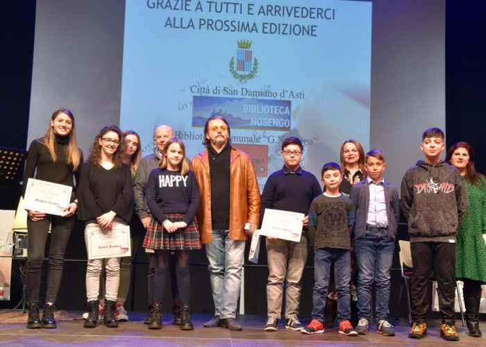 Premiazione 2020 dei concorsi Daneo e Campassi - tutti i premiati-