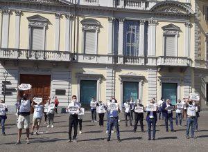Protesta Lega