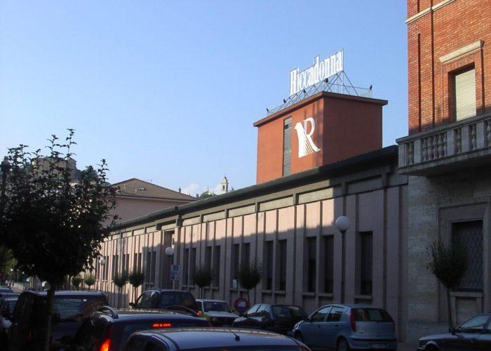 RICCADONNA-Sede corso Libertà