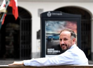Maurizio Rasero, sindaco di Asti