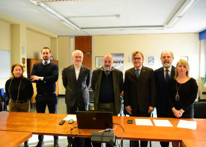 Presentazione progetto Rotary all'Artom di Asti